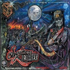 Southern Front - Join or Die cover art