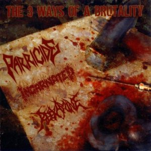Incarnated - The 3 Ways of a Brutality cover art