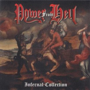 Power From Hell - Infernal Collection cover art