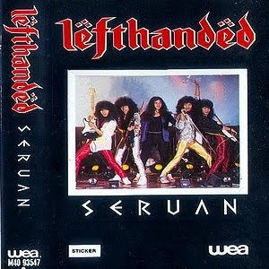 Lefthanded - Seruan cover art