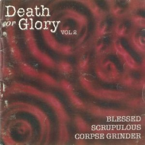 Corpse Grinder - Death or Glory Vol. 2 cover art
