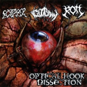 Oxidised Razor / Gutsaw / Rott - Optical Hook Dissection cover art