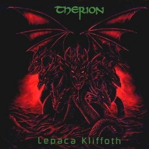 Therion - Lepaca Kliffoth cover art