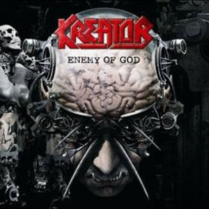 Kreator - Enemy of God cover art