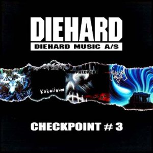 Daemon / Illdisposed / Aurora Borealis / 2 Ton Predator - Checkpoint #3 cover art