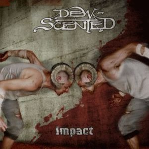 Dew-Scented - Impact cover art