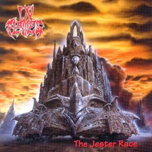 In Flames - The Jester Race cover art