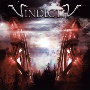 Vindictiv - Vindictiv cover art