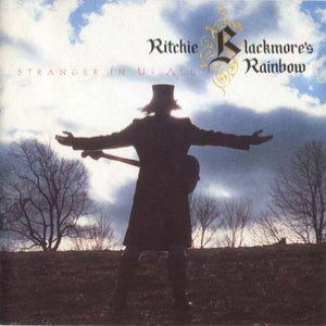Rainbow - Stranger in Us All cover art