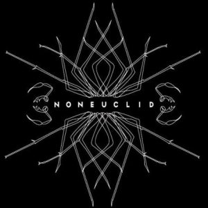 Noneuclid - The Crawling Chaos cover art
