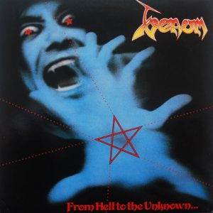 Venom - From Hell to the Unknown cover art