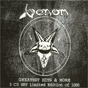 Venom - Greatest Hits & More cover art