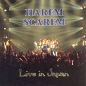Harem Scarem - Live in Japan cover art