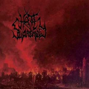 Hate Supremacy - Under the Reign of Armageddon cover art