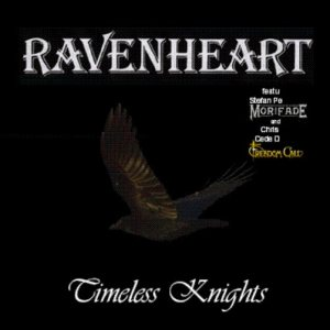 Ravenheart - Timeless Knights cover art