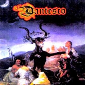 Dantesco - Dantesco cover art
