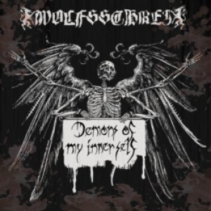 Wolfsschrei - Demons of My Inner Self cover art
