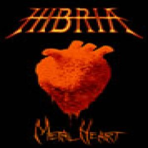 Hibria - Metal Heart cover art