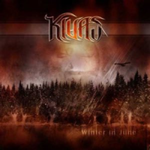 Kiuas - Winter in June cover art