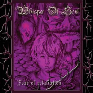 Whisper Of Soul - Fear of Retaliation cover art