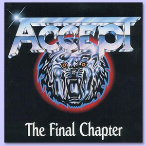 Accept - The Final Chapter cover art
