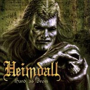 Heimdall - Hard As Iron cover art