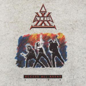 Axxis - Access All Areas cover art