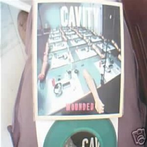 Cavity - Wounded cover art