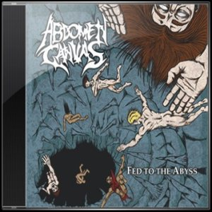Abdomen Canvas - Fed to the Abyss cover art