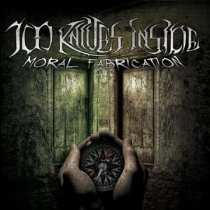 100 Knives Inside - Moral Fabrication cover art