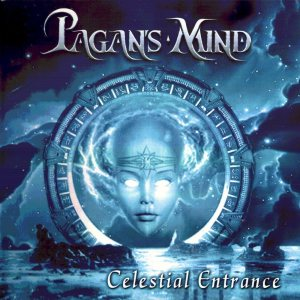 Pagan's Mind - Celestial Entrance cover art