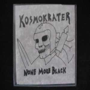 Kosmokrater - None More Black cover art