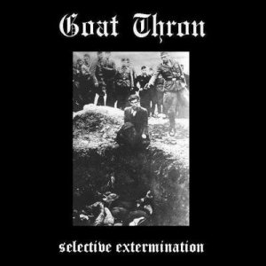 Goat Thron - Selective Extermination cover art