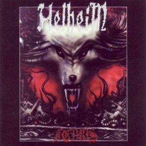 Helheim - Fenris cover art
