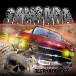 Samsara - Destination X cover art