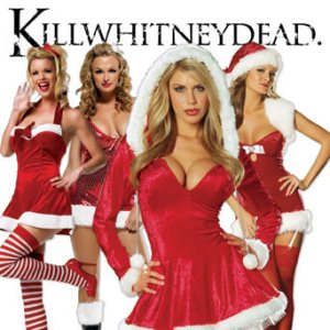 KillWhitneyDead - Stocking Stuffher cover art