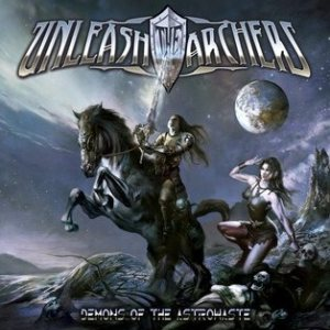 Unleash the Archers - Demons of the AstroWaste cover art