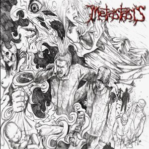 Metastasis - From the Snow the Executioner Rises Again cover art