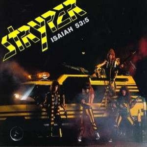 Stryper - Soldiers Under Command cover art