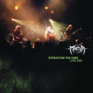 Martyr - Extracting the Core cover art