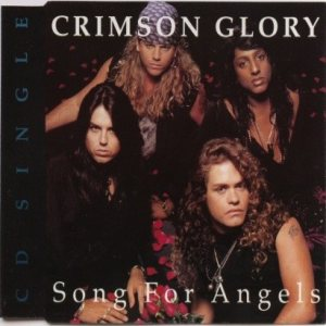 Crimson Glory - Song for Angels cover art