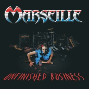 Marseille - Unfinished Business cover art