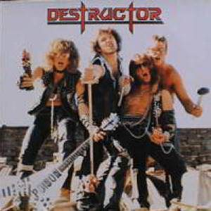 Destructor - Maximum Destruction cover art