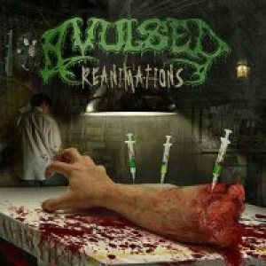 Avulsed - Reanimations cover art
