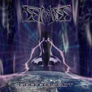 Demise - God Insect cover art