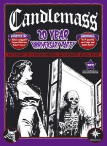 Candlemass - 20 Year Anniversary Party cover art