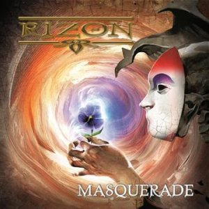 Rizon - Masquerade cover art