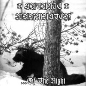 Satanic Warmaster - ...Of the Night cover art