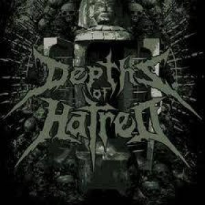 Depths of Hatred - Vile Consumption cover art