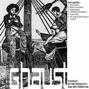 Ghaust - Live Demo cover art